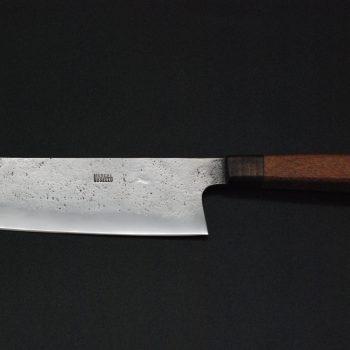 Nakiri 180 mm,   Mahogany-Eiche