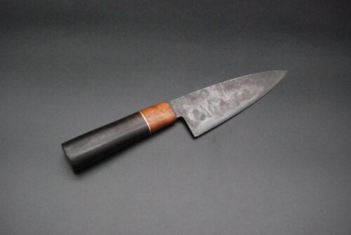 Office Knife 150 mm, smoked oak and  Mahogany